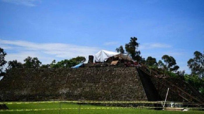 Arkeolog Temukan Kuil Kuno Suku Aztec Usai Meksiko Diguncang Gempa 7.1 SR