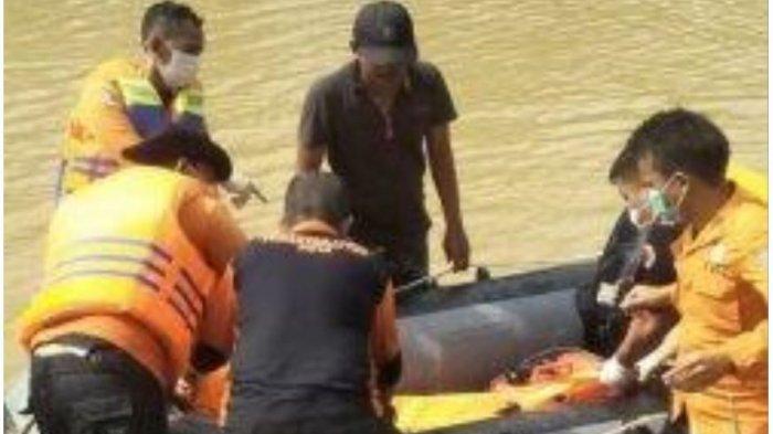 Hilang 3 Hari, Hartati Ditemukan Mengapung di Sungai Batang Merangin