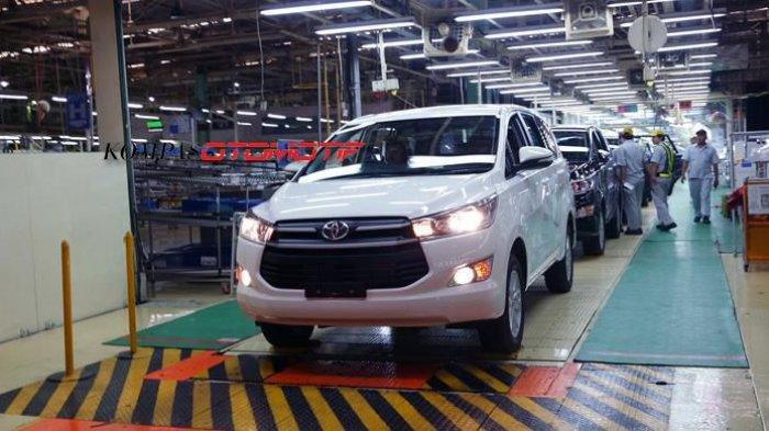 Daftar Harga Mobil Bekas Toyota Kijang Innova Bensin Tahun 2004 - 2017, Mulai Harga Rp80 Jutaan
