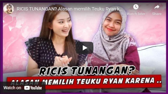 Reaksi Natasha Wilona saat Ria Ricis Bilang Ingin Menikah di Dalam Laut