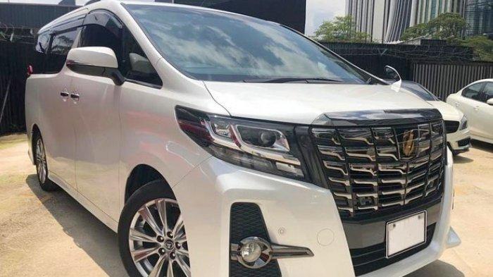 Deretan Pilihan Toyota Alphard Bekas, Termurah Ro 160 Juta