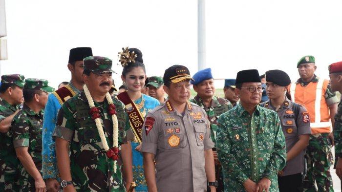 Soenarko Ditahan Kasus Senpi Ilegal, Panglima TNI Ajukan Penangguhan Penahanan, Ini Alasannya