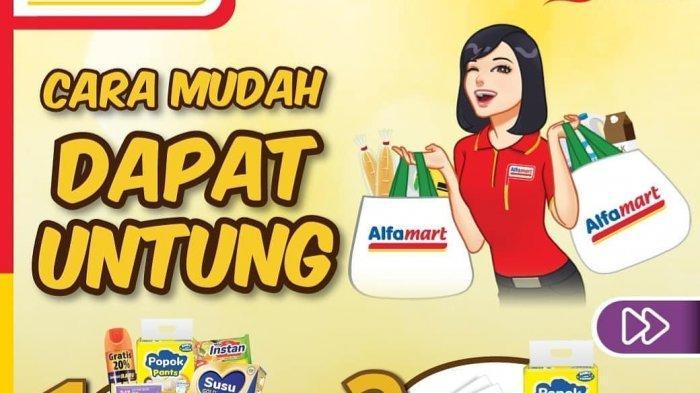 Promo Terbaru Alfamart 28 Januari 2021, Diskon Beras Susu Popok Minyak Goreng Detergen Personal Care