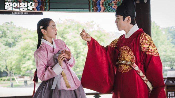 Download Drama Korea Mr. Queen Sub Indo Episode 4, Raja Cheoljong Mengakui Rencana Pembunuhan