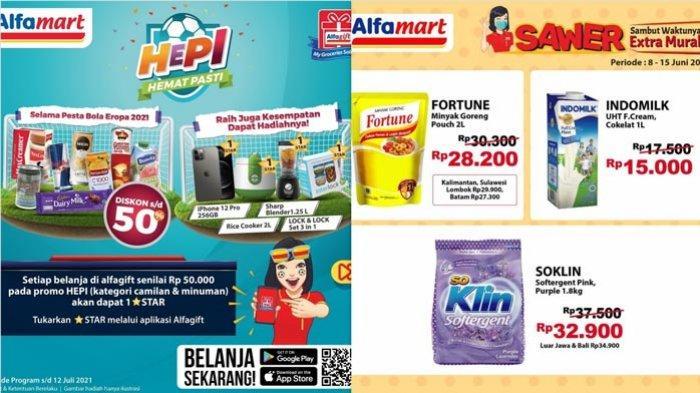 Promo Alfamart Hari Ini 15 Juni 2021 Promo HEPI Diskon Hingga 50% Promo PSM Serba Gratis DLL