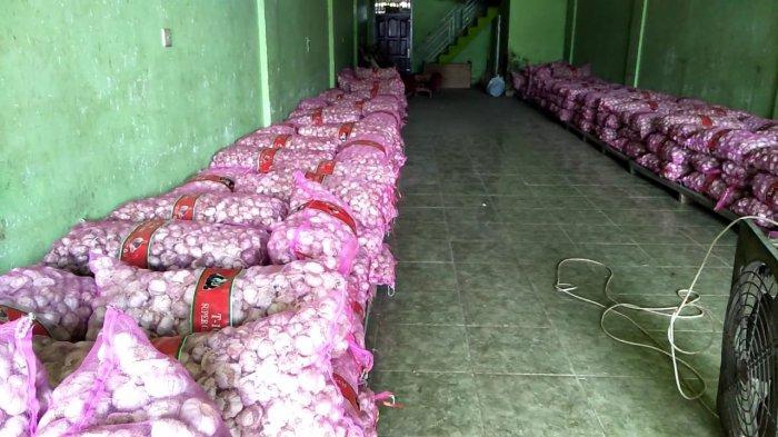 Harga Bawang Putih dan Kedelai Impor di Jambi Mulai Naik