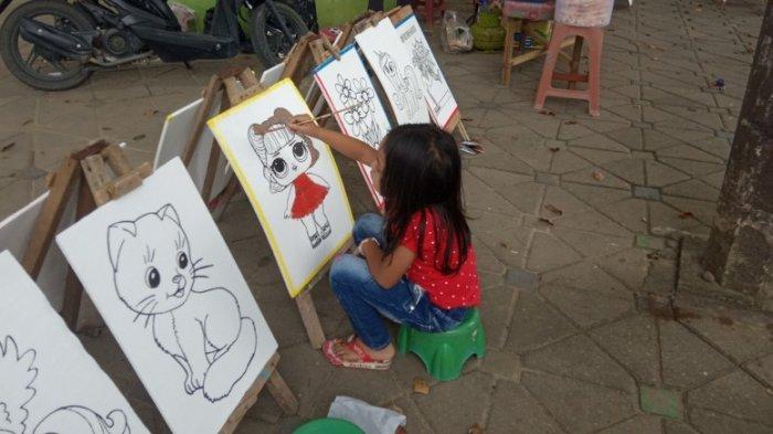 Penyedia Jasa Edukasi Mewarnai di Taman Remaja, Kota Jambi, Cukup Rp15 Ribu, Langsung Bawa Pulang