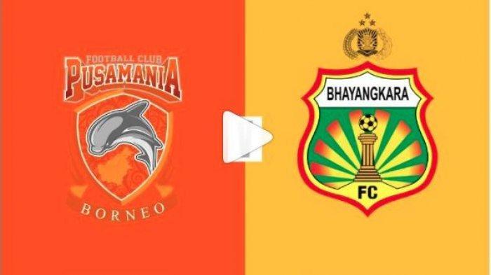 LIVE STREAMING & Prediksi Pemain Bhayangkara FC vs Borneo FC Kick Off 20.00, Turunkan Skuat Terbaik