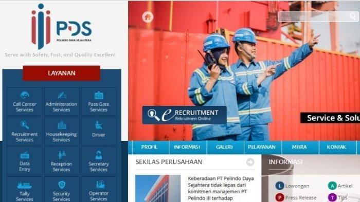 Cek Link Daftar Lowongan Kerja BUMN PT Pelindo Daya Sejahtera, Banyak Posisi Untuk Lulusan SMA SMK
