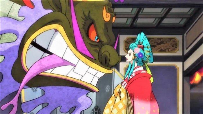 Spoiler One Piece Chapter 986, Kaido Tak Percaya Momo Adalah Anak Oden? Judul Manga Namaku