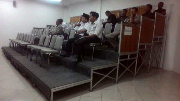 Banyak Kades Tak Hadiri Paripurna Kemerdakaan di DPRD Batanghari