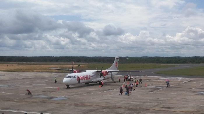 Jarak Pandang Terbatas, Penerbangan Wings Air Jambi-Muara Bungo Ditunda