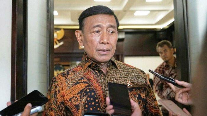 Staf Menkopolhukam Ungkap Reaksi Wiranto saat Tahu Kivlan Zen Sasar Dirinya Jadi Target Pembunuhan