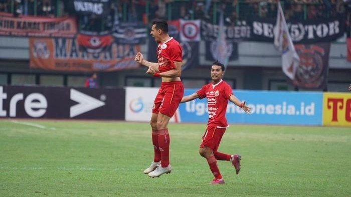Jadwal Lengkap Liga 1 2021 dari Persija Jakarta, Mulai 10 Juli 2021 Sampai 31 Oktober 2021