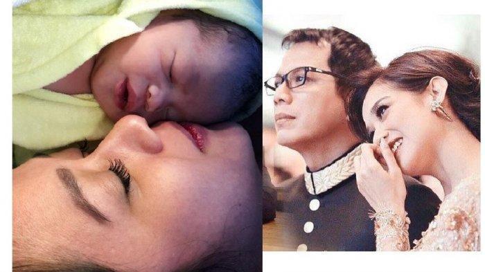 Gista Putri Lahirkan Anak Perempuan, Putri Wishnutama Lahir Bersamaan Cucu Jokowi