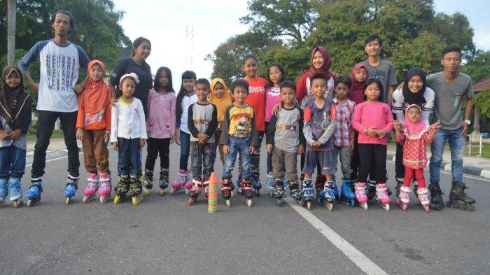 Pembangunan Lintasan Sepatu Roda Standar Nasional di Jambi Tertunda, Ini Alasannya