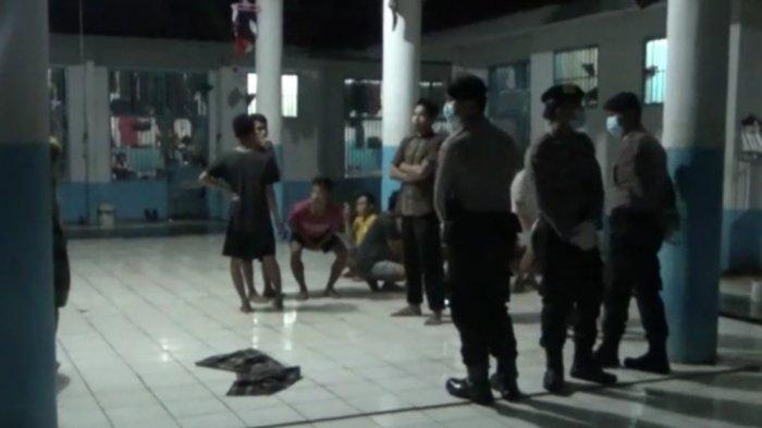 Lapas Bungo Mendadak Digeledah, Polres Bungo Kirim 60 Personel