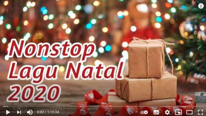 Download MP3 Lagu Natal 2020; Natal Telah Tiba Hingga Gita Surga Bergema
