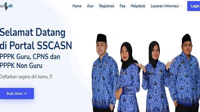 Pemerintah Resmi Umumkan CPNS 2021 dan PPPK 2021, Portal sscasn.bkn.go.idBisa Dibuka