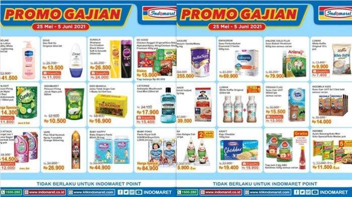 Promo Indomaret di Awal Bulan Juni 2021 Super Hemat Promo Heboh Product of The Week
