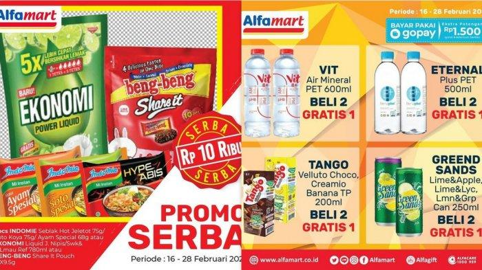 Promo Alfamart Hari Ini 16 Februari 2021, Promo Serba, Breakfast Fair, Serba Gratis
