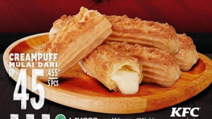 Promo KFC Hari Ini 16 Juli 2021 Cemilan Loaded Fries Rp39.182 dan 5 Naztart KFC Mulai Dari 21 Ribuan