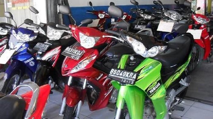Pilihan Motor Bekas Rp 6-8 Jutaan - Honda, Yamaha, Suzuki