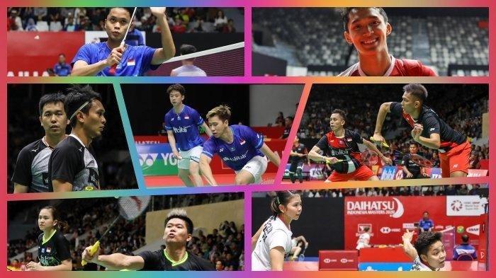Jadwal & Streaming Indonesia Masters 2020 Jumat (17/1) - Greysia/Apriani, Ahsan/Hendra, Marcus/Kevin