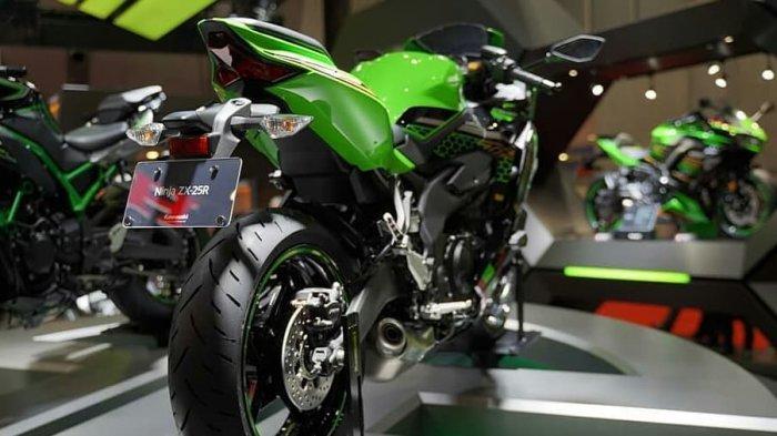 Spesifikasi Kawasaki Ninja ZX-25R 4 Silinder, Diluncurkan di Indonesia Bulan April? Berapa Harganya?