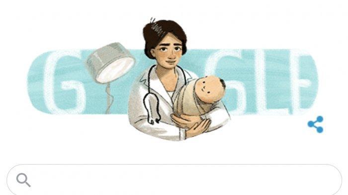 Google Doodle - MarieThomas, Dokter Perempuan Pertama di Indonesia, Kenalkan Alat Kontrasepsi