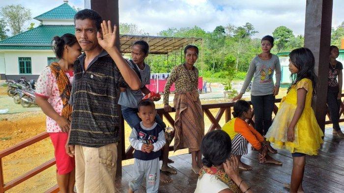 ILUSTRASI - Suku Anak Dalam di Kabupaten Sarolangun