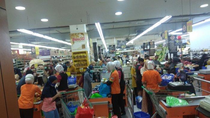 Kota Jambi Berlakukan PPKM Mikro, Pusat Perbelanjaaan Harus Ditutup Mulai Pukul 17.00 WIB