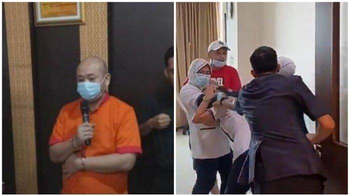 Pengakuan JT Pria yang Menganiaya Perawat RS Siloam, Ngaku Emosi saat Dengar Infus Anak Dilepas