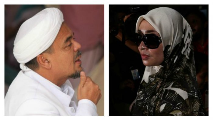Ini Temuan Polisi Terkait Pengusutan Penyebar 'Chat' Pornografi Diduga Habib Rizieq dengan Firza