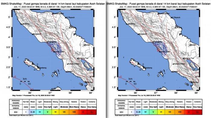 BREAKING NEWS Jumat (17/7) Pagi Gempa Magnitudo 7,3 Guncang Port Morebby-Papua Nugini