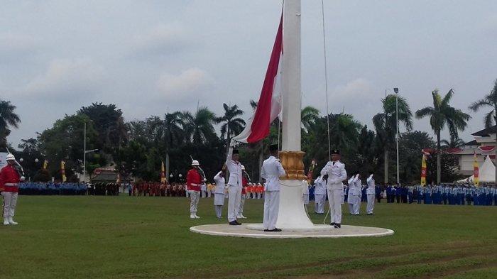 Pemprov Tetap Gelar Pengibaran Bendera Merah Putih 17 Agustus Meski di Tengah Pandemi Covid-19