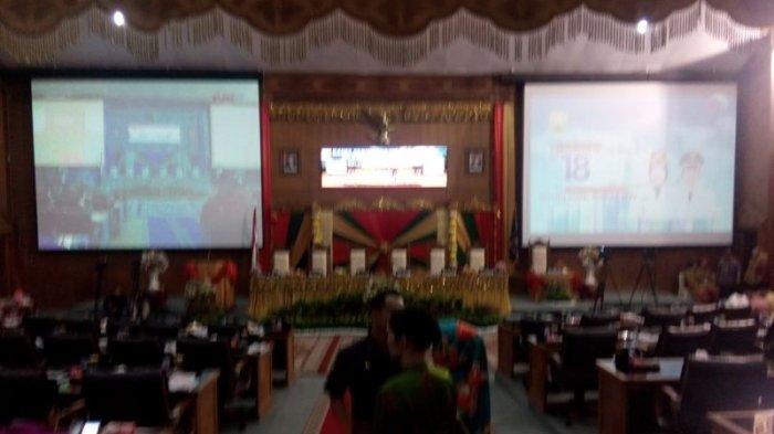 Peringati HUT Muaro Jambi ke 18, DPRD Gelar Rapat Paripurna Istimewa