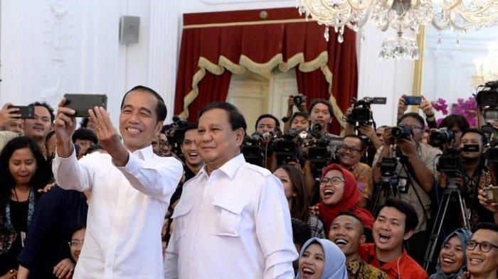 Prabowo Subianto Dikabarkan Bertemu Presiden Jokowi Sore Ini, Istana Kirim Undangan