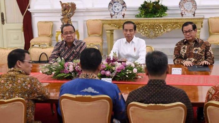 JELANG PELANTIKAN! Bocoran 8 Menteri Kabinet Jokowi-Maruf Amien, adakah Nama Ahok?