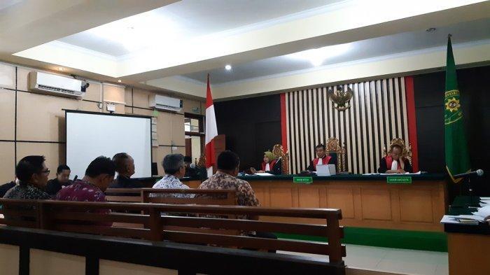 Kasus Suap Ketok Palu DPRD Jambi, Pengacara Asiang: Apakah Ini Sebuah Pemerasan?