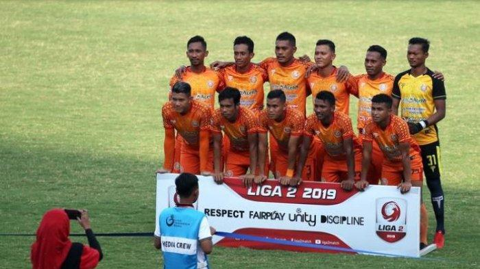 LIGA 2 2019 Grup A Berakhir, Persiraja dan Sriwijaya FC Melenggang ke Semifinal