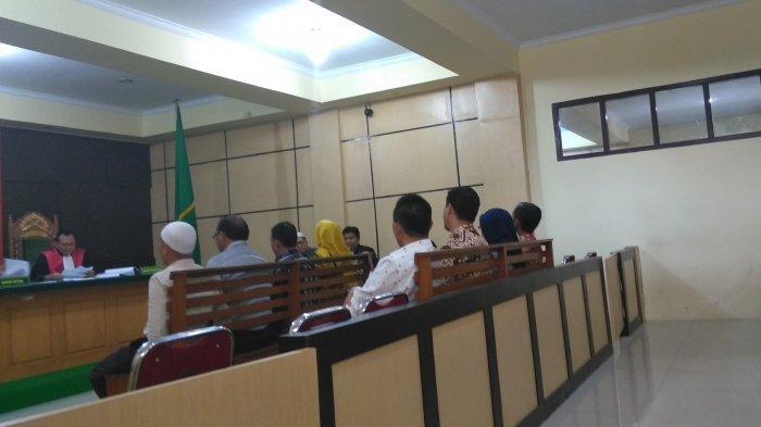 Sidang Pengadaan Alkes Bungo, 8 Kepala Puskesmas Jadi Saksi