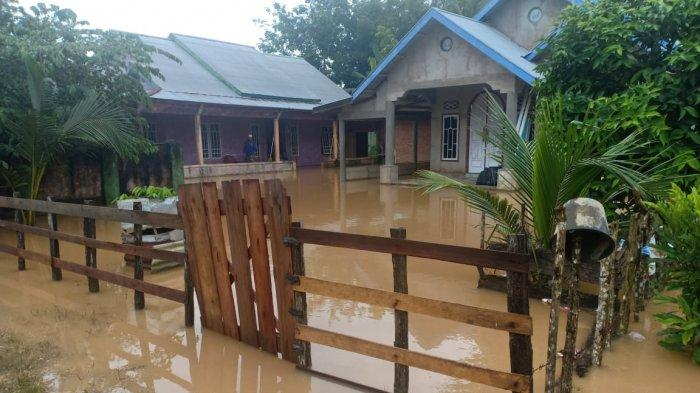 WASPADA 37 Dusun dan Kelurahan di Bungo Dipetakan Rawan Banjir