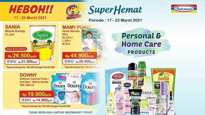 Promo Indomaret Hari Ini 18 Maret 2021 Super Hemat Susu & Kebutuhan Bunda Lainnya