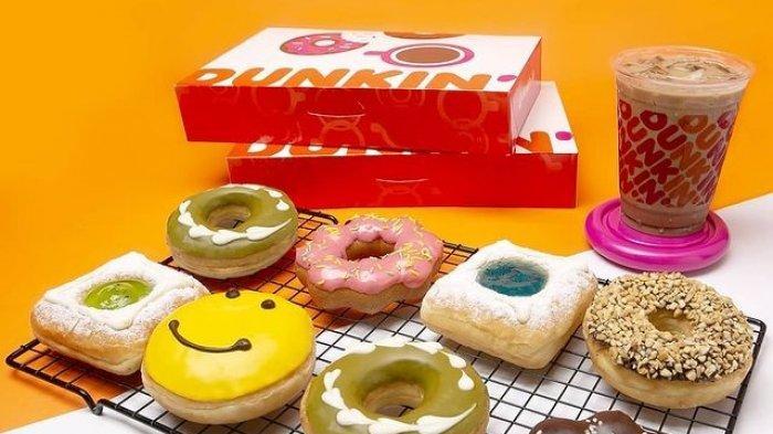 Promo Dunkin Donuts Terbaru 25 April 2021 Beli 6 Donut Classic 2 Minuman Dingin Mulai Dari Rp70.000