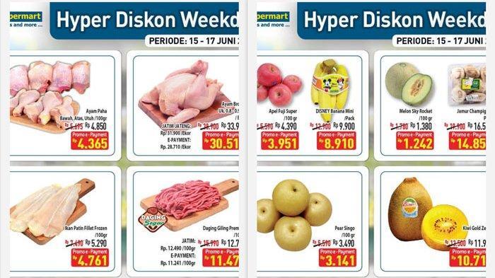 Promo Hypermart Weekday 17 Juni 2021 Potongan Harga Susu Daging Bumbu Beli Banyak Lebih Hemat
