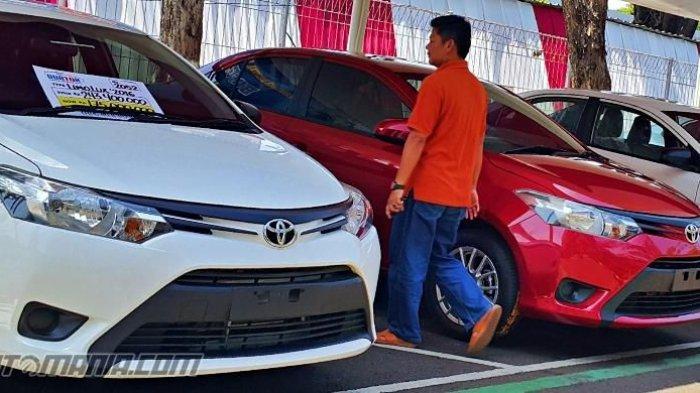 Harga Mobil Bekas Toyota Vios Mulai Rp 40 Jutaan