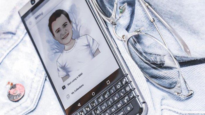 Smartphone Terbaru Blackberry Hadir Dengan Style Unik dan Dukung Konektivitas 5G