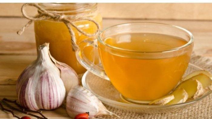 Cara Resep Herbal Bawang Putih Jahe - Turunkan Darah Tinggi, Tingkatkan Vitalitas Pria