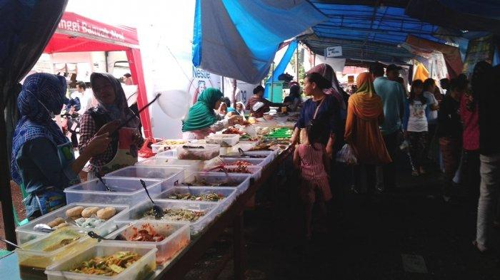 Ini Pasar Beduk Paling Terkenal di Jambi Saat Ramadan, 18 Tahun Sajikan Penganan Khas Jambi